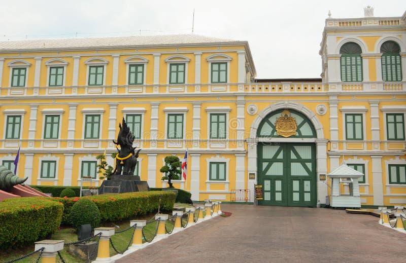 Ministério da construção da defesa em Banguecoque fotos de stock royalty free