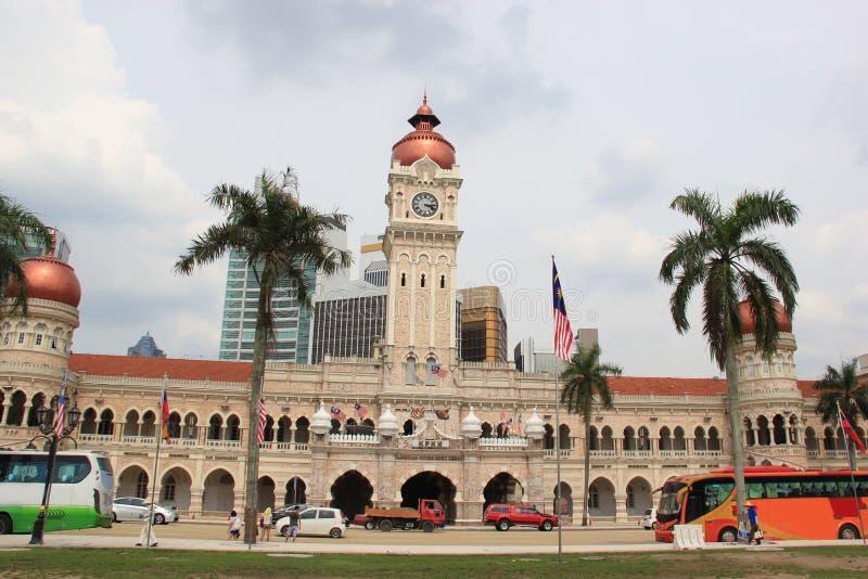 Ministério de informação, de comunicação e de cultura em Malásia imagens de stock royalty free