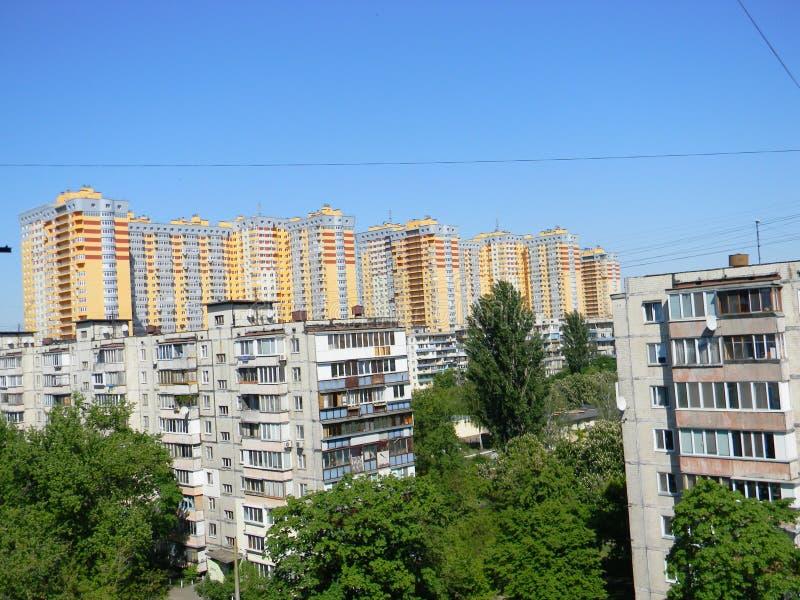 Ministeria complexo residencial imagens de stock