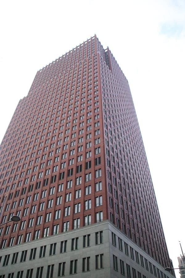 Ministerie gebouwen in het centrum van Den Haag The Hague als nieuwe bouw van de binnenstad royalty-vrije stock afbeeldingen