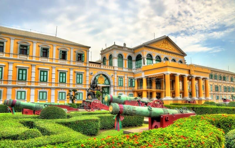 Ministerie van Defensie in Bangkok royalty-vrije stock afbeeldingen