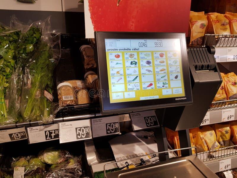 Ministerie van groenten royalty-vrije stock afbeeldingen