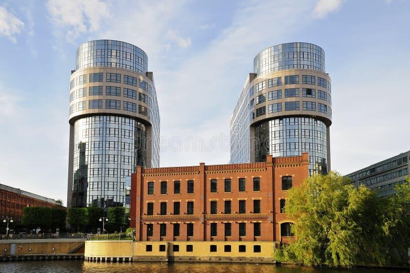 Ministerie van het Binnenland in Berlijn royalty-vrije stock foto's
