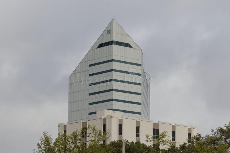 Ministerium für Erziehung und Wissenschaft das Bundesstaat Florida-Errichten lizenzfreie stockfotografie