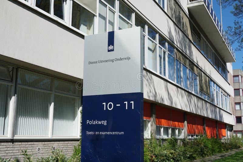 Ministero nei Paesi Bassi, conosciuti come DUO immagini stock