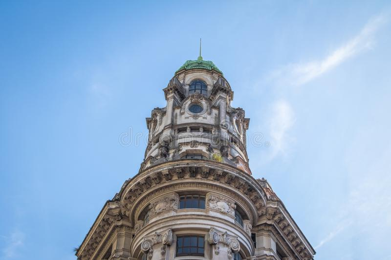 Ministry of Modernization of the Nation Building in downtown - Buenos Aires, Argentina. Ministry of Modernization of the Nation Ministerio de Modernizacion de la stock photography