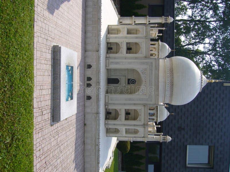 MiniTaj Mahal stockbilder