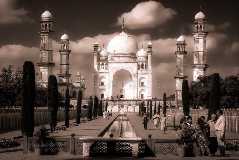 MiniTaj Mahal lizenzfreies stockfoto