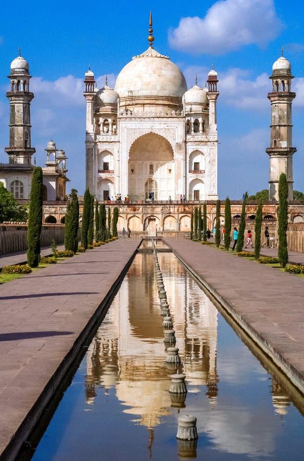MiniTaj Mahal stockfotos