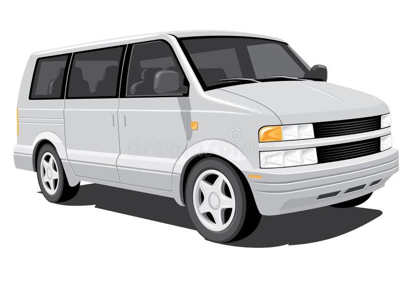 minivan ελεύθερη απεικόνιση δικαιώματος