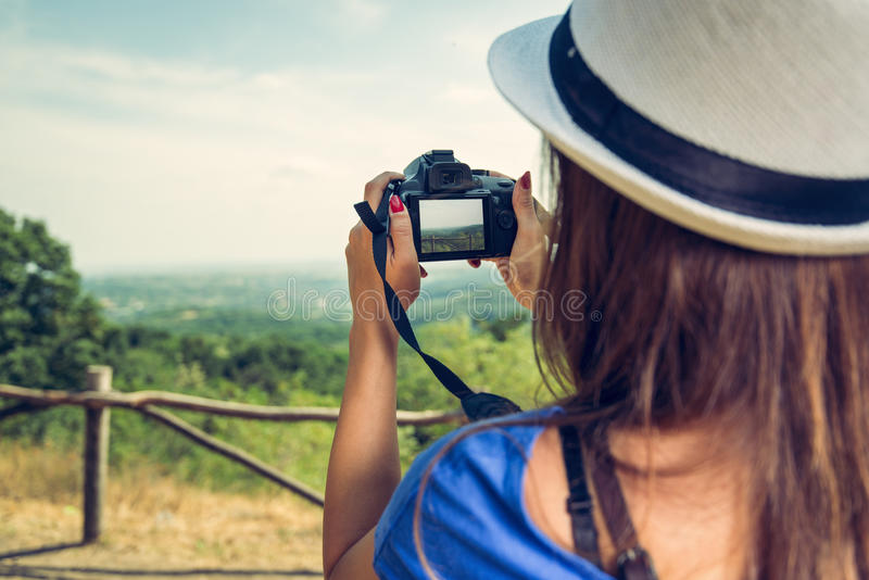 Minne från resanden fotografering för bildbyråer