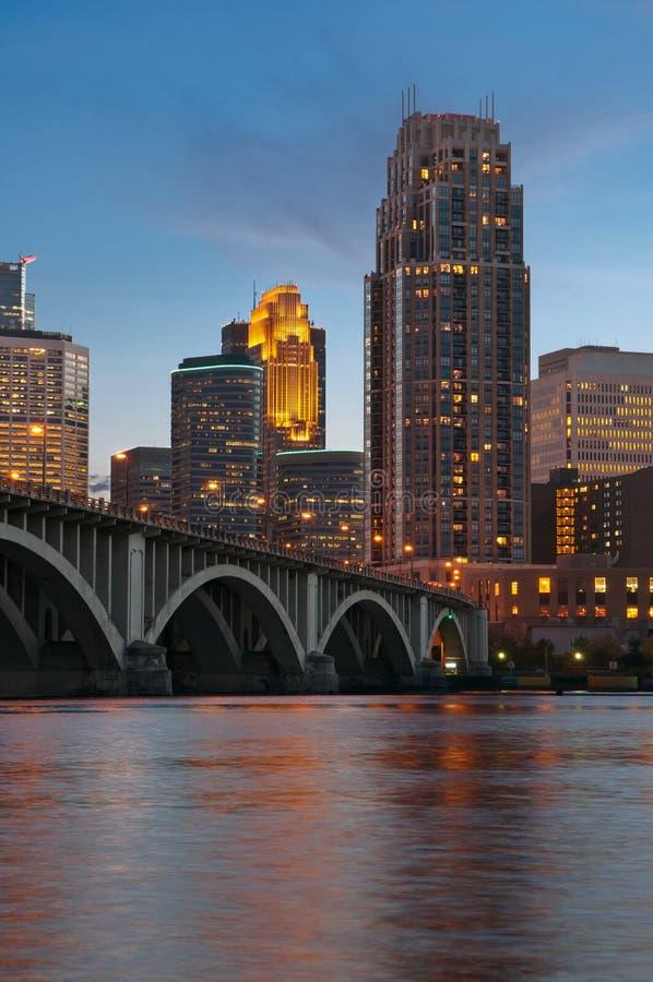 Minneapolis photos libres de droits