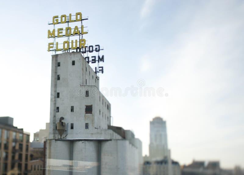 Minneapolis fotografie stock libere da diritti