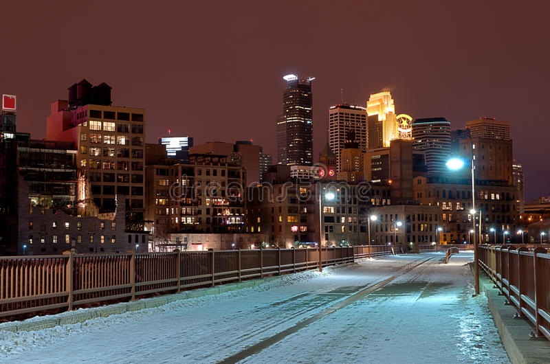 Minneapolis Minnesota stock images