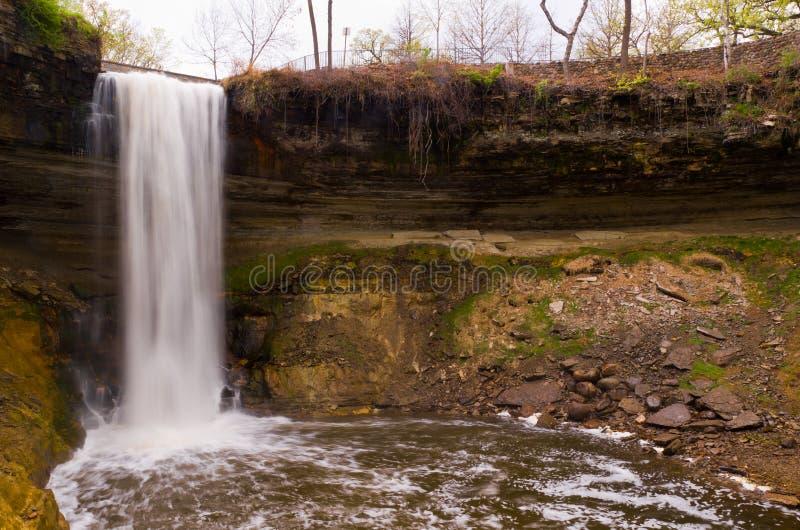 Download Minnehaha Falls stock photo. Image of river, stream, minnesota - 25112992