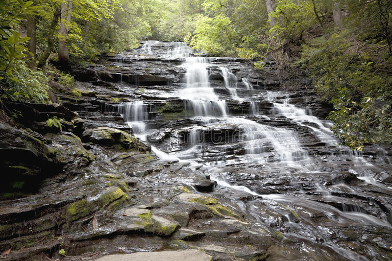 Download Minnehaha Waterfalls Georgia Royalty Free Stock Images - Image: 11008799