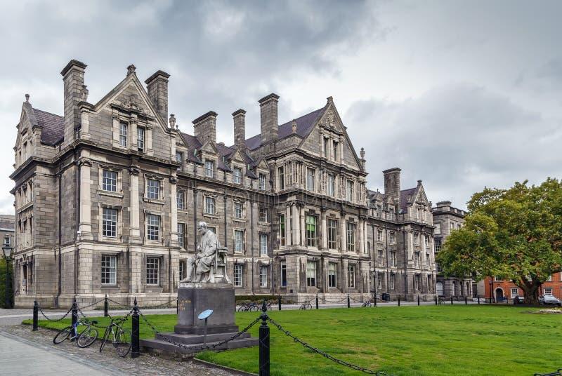 Minnes- byggnad för kandidater, Dublin, Irland fotografering för bildbyråer