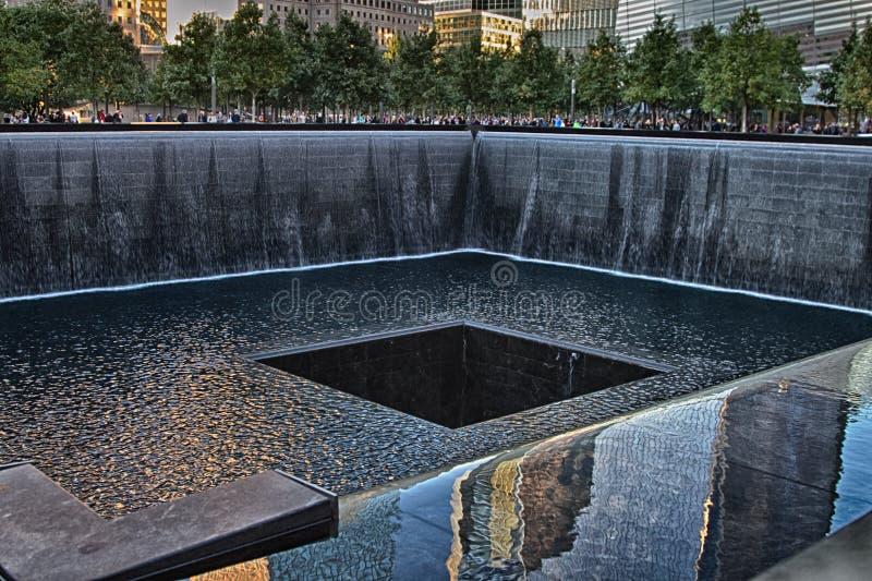 11 minnes- nationella september arkivfoto