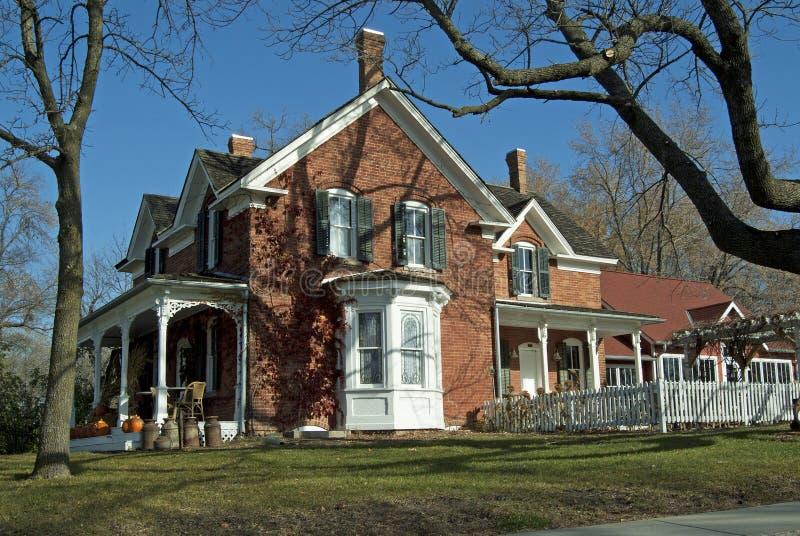 Download Minnesota Farmhouse Royalty Free Stock Photography - Image: 30754357