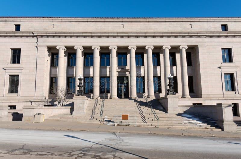 Minnesota juridisk mittingång arkivfoton