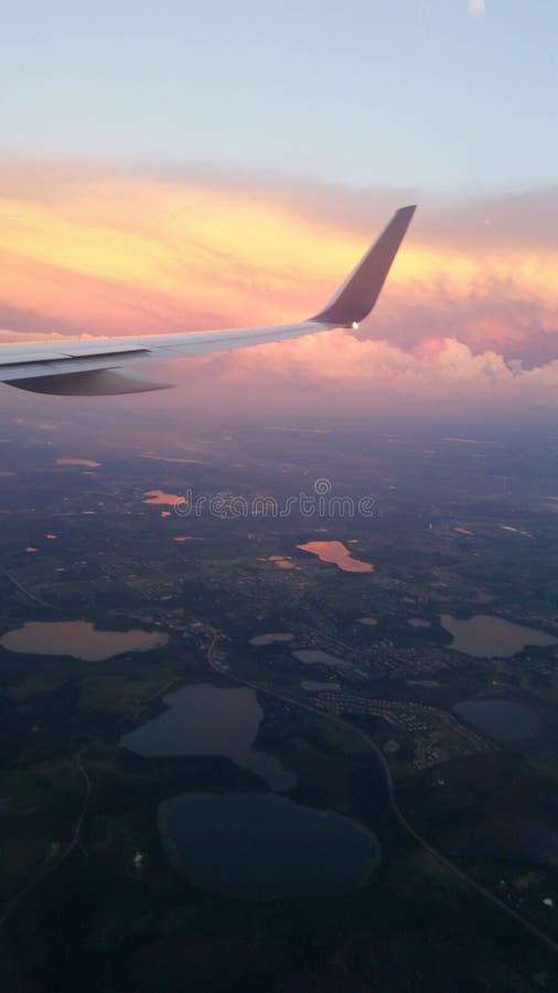 Minnesota - la tierra de 10 000 lagos imagen de archivo