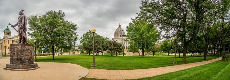 Minnestoa Capitol budynek zdjęcia stock