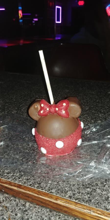 Minnie äpple arkivbild