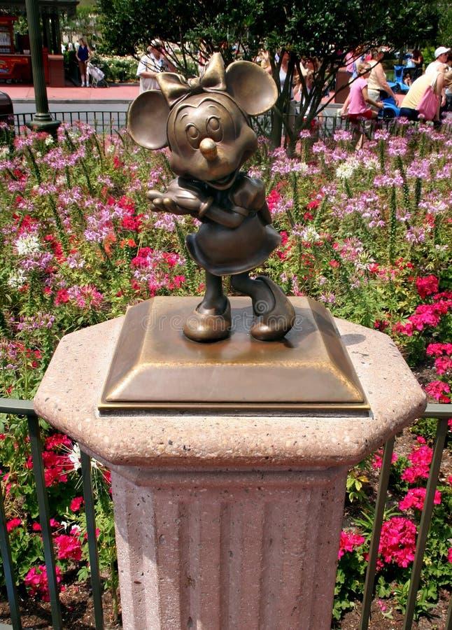 Minnie Mouse imagens de stock