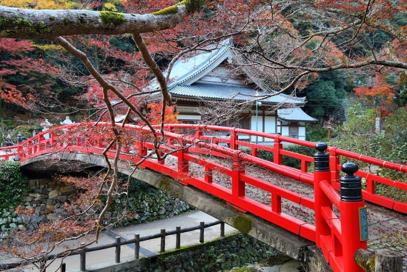 Minoo, Japão fotos de stock royalty free