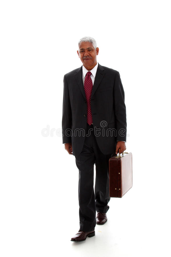 Minorität-Geschäftsmann lizenzfreie stockbilder