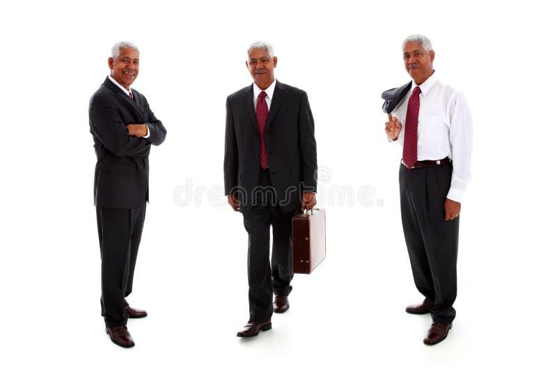 Minorität-Geschäftsmann lizenzfreies stockbild