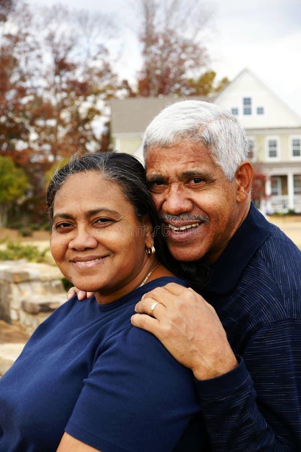 Minority Family stock images