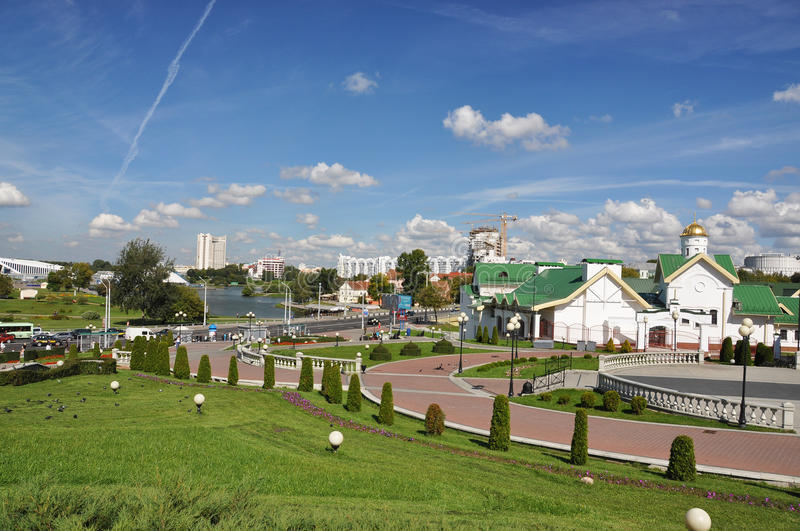 Minsk, Belarus images stock