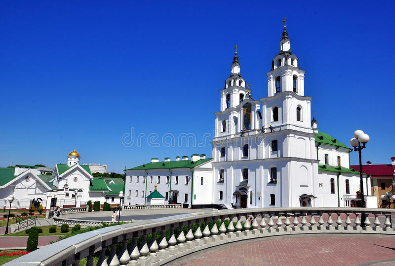 Minsk, Belarus royalty free stock image