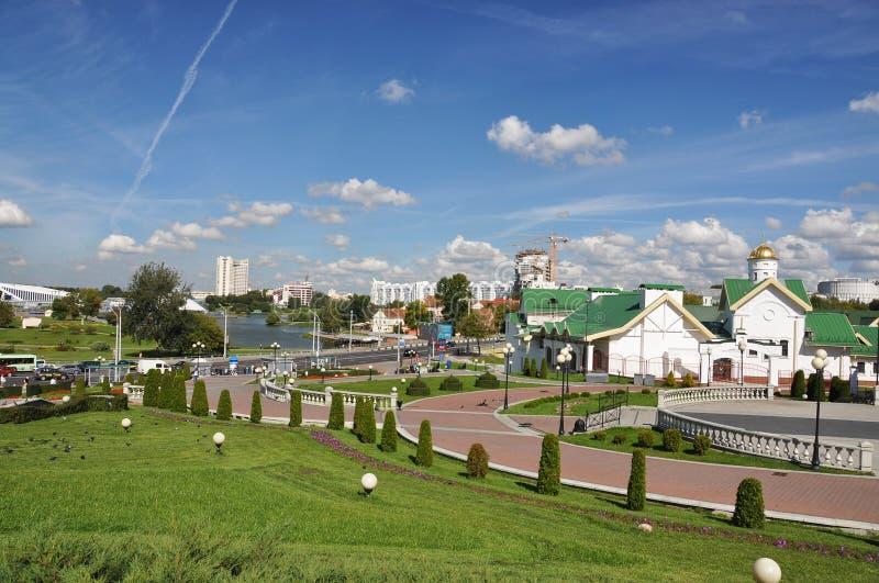 Download Minsk Wit Rusland Stock Afbeeldingen Afbeelding