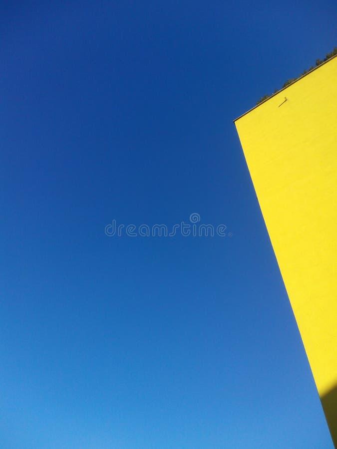 Minsta och minimalist arkitekturuttryck arkivfoton