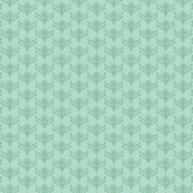 Download Mint-green-background stock vector. Image of seamless - 23380895