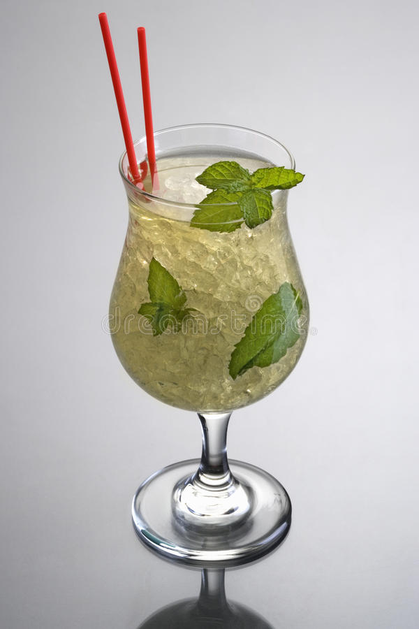 Free Mint Julep Cocktail Royalty Free Stock Image - 12851596
