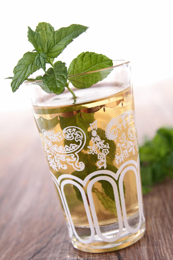 Download Mint tea stock image. Image of healthy, nutrition, green - 26653239