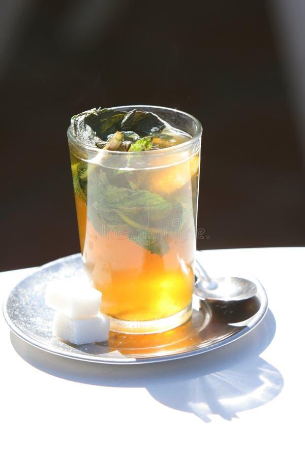 Mint tea royalty free stock photography