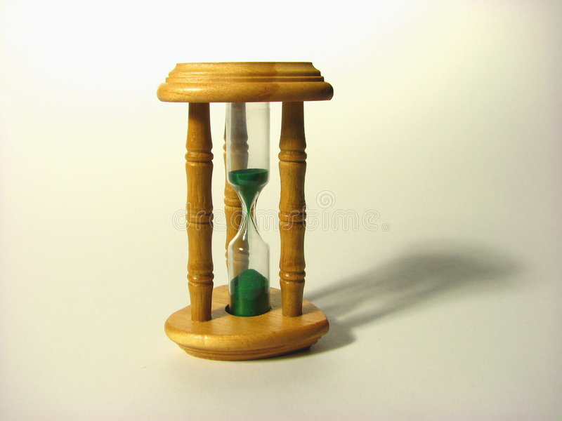Download Minute 'hour' Glass Royalty Free Stock Photo - Image: 4263465