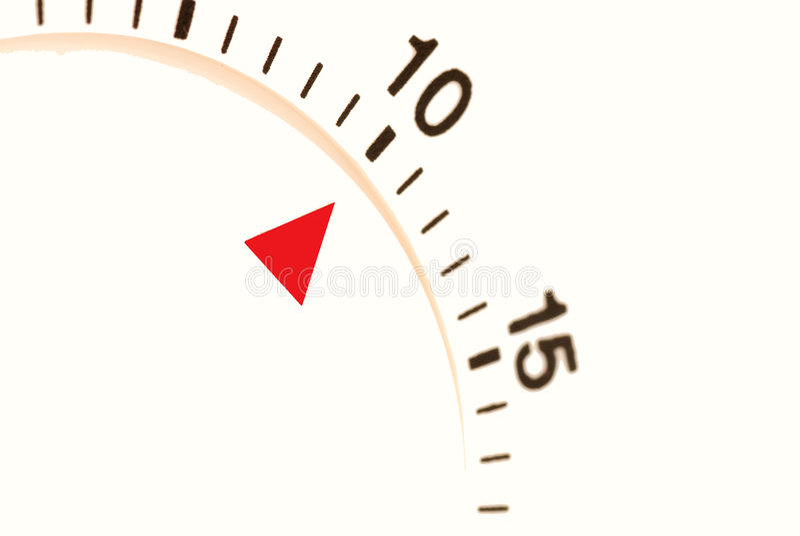 minutes dix images stock
