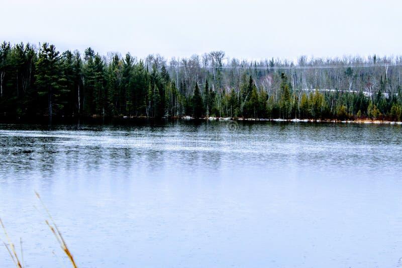 Mio Pond royalty free stock photo