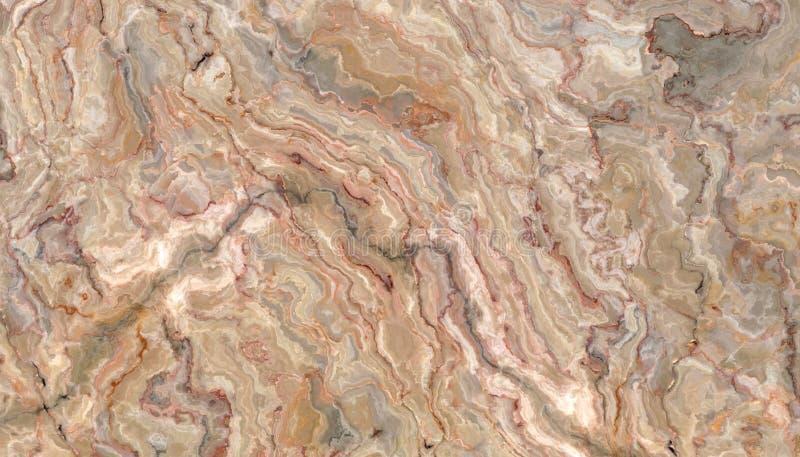 Miodowa onyks płytki tekstura zdjęcie stock