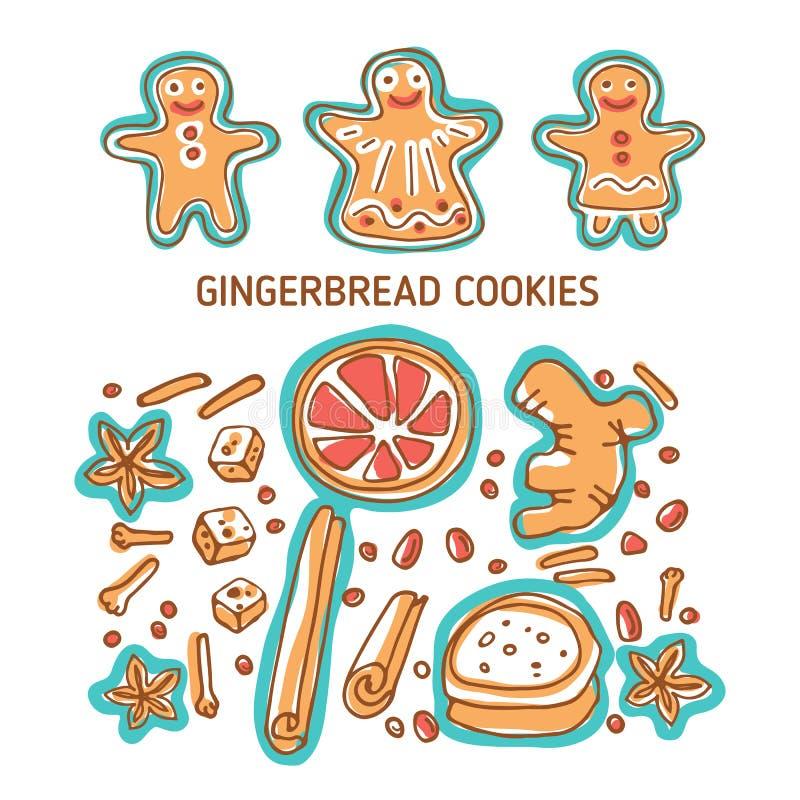 Miodownik cookies-02 ilustracji