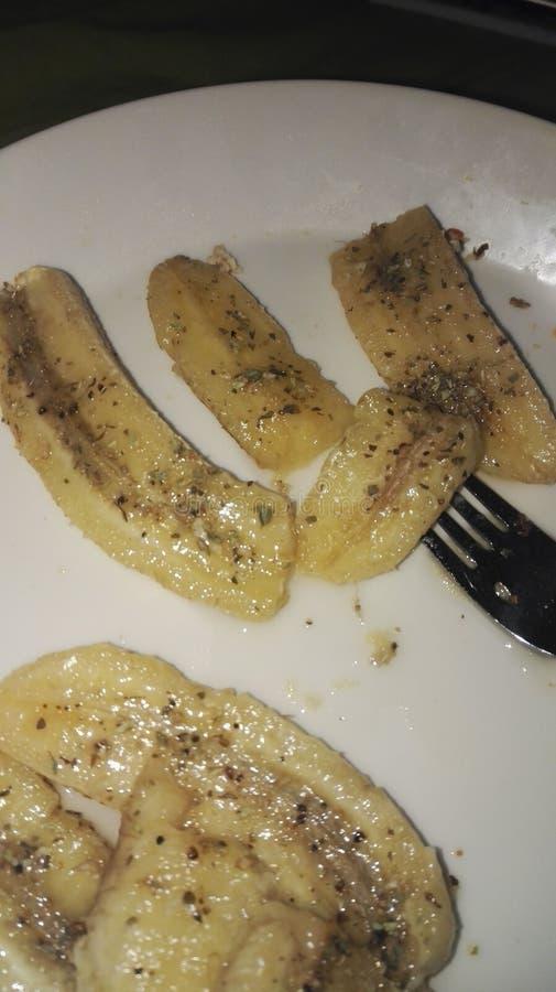 Miodowy banan zdjęcia stock