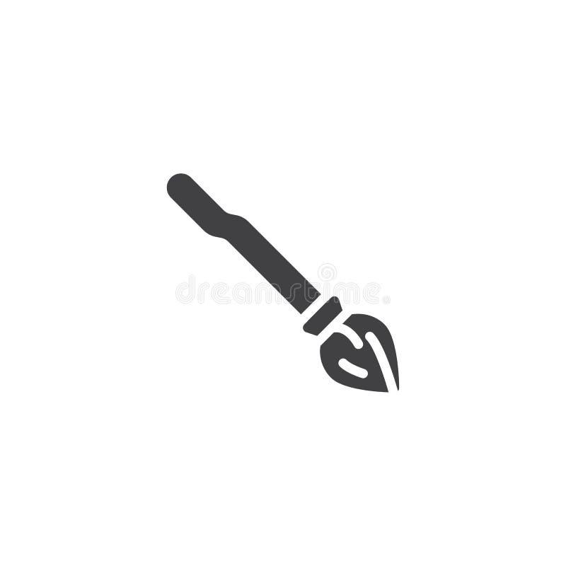 Miotły ikony wektor ilustracja wektor