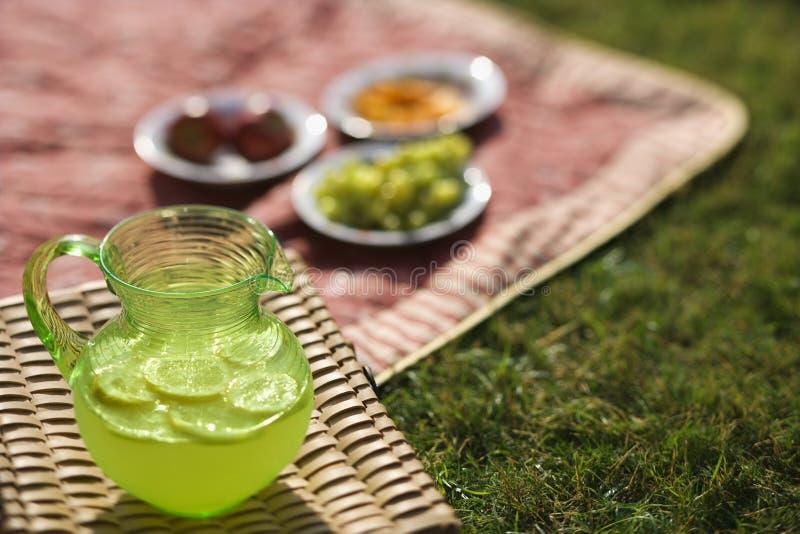 miotacz lemoniadę zdjęcie stock