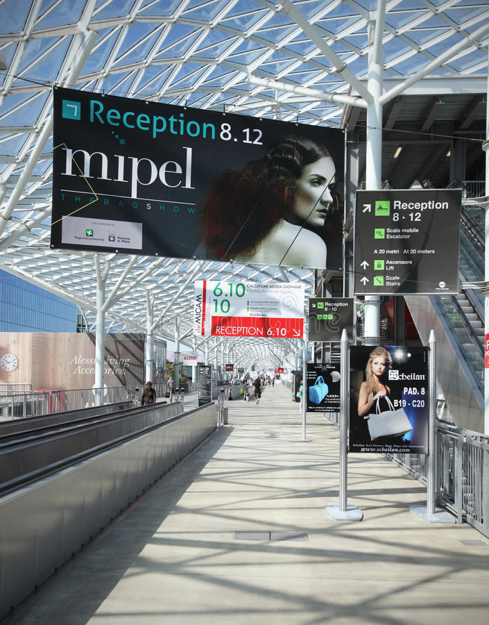 Download Mipel 2013 International Home Show Exhibition Editorial Photography