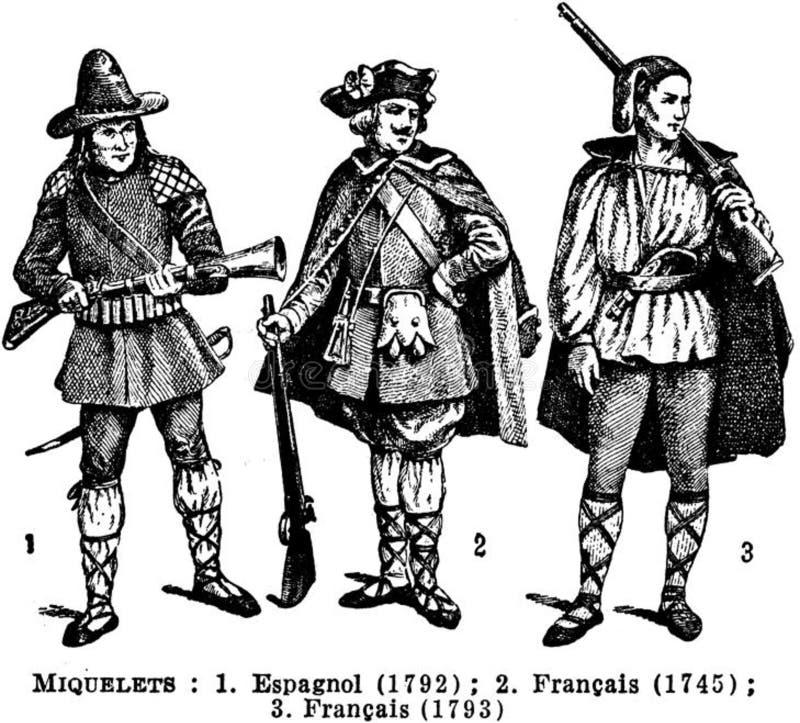 Miquelets Free Public Domain Cc0 Image